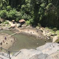 バリの滝 2