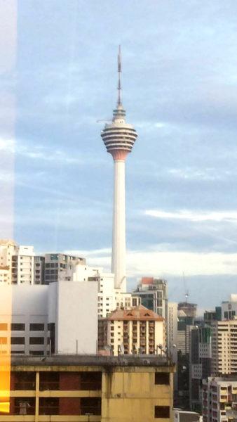マレーシアの高層タワー 3