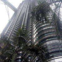 マレーシアの高層ビル 3