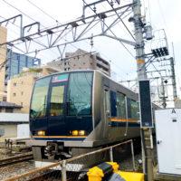 電車と踏切 1