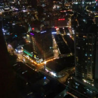 マレーシアの夜景