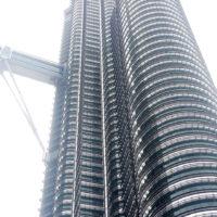 マレーシアの高層ビル 2