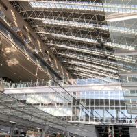 大阪駅の天井 1