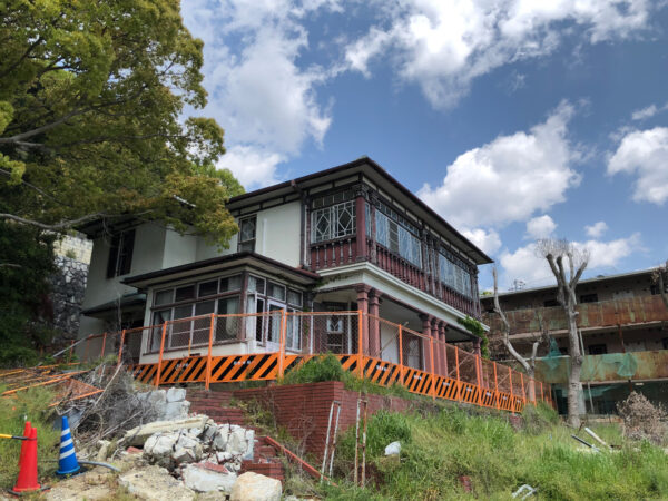 旧トーセン邸 1