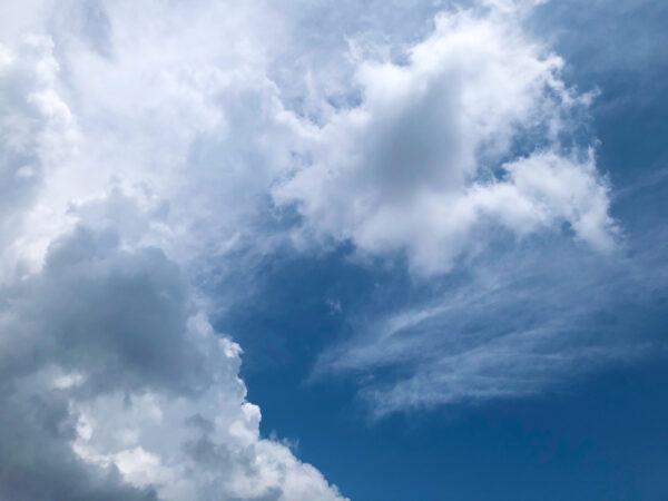 雲と空 17