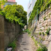 神戸北野異人館の路地裏 1